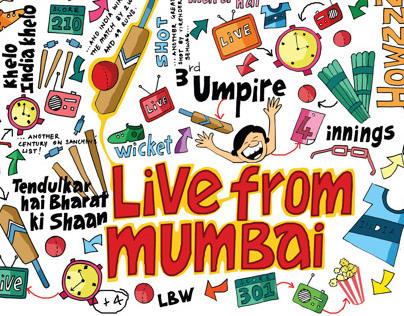 LIVE FROM MUMBAI