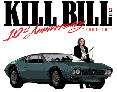 KILL BILL Vol.2 - 10th ANNIVERSARY - Tribute
