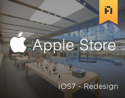Apple Store - iOS7 Redesign
