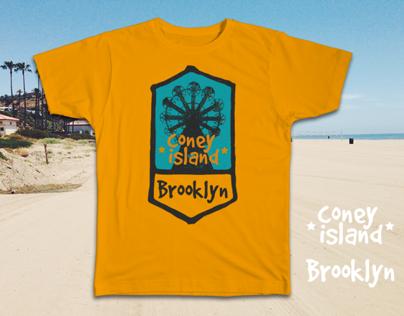 Coney Island Shirt