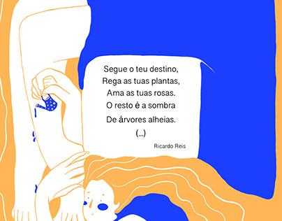 Poesia Ilustrada (Fernando Pessoa)
