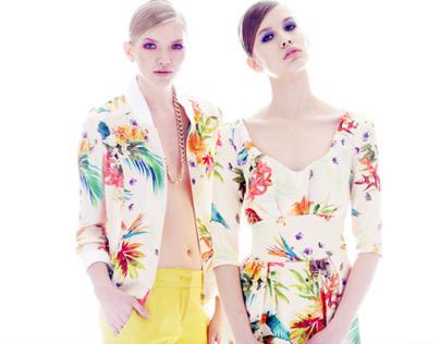 Camomilla Italia Spring collection 2014!!