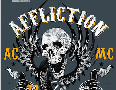 Affliction T-Shirts