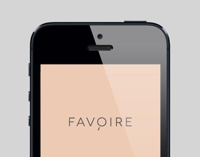 Favoire Branding