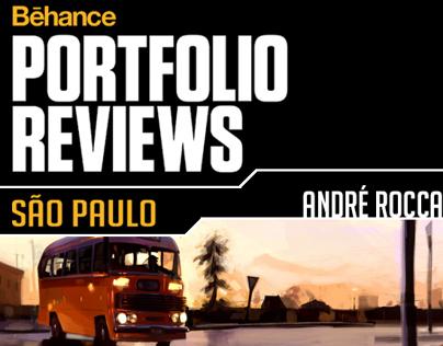 PORTFOLIO REVIEWS 2014 - André Rocca