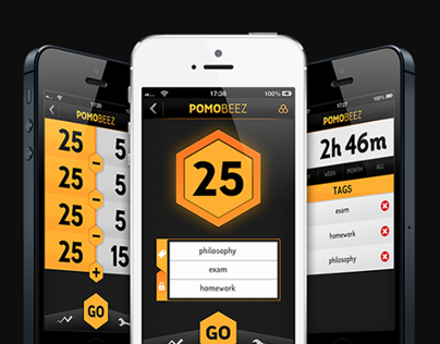 POMOBEEZ for iPhone