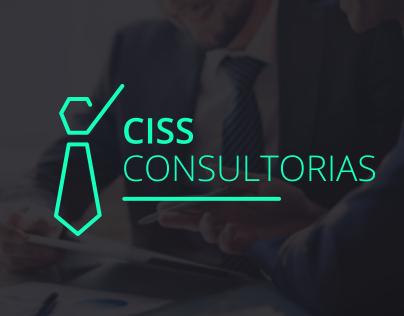 CISS Consultorias - Service Brand & Website