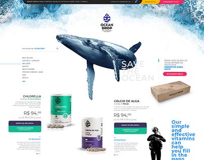 OceanDrop - Suplementos