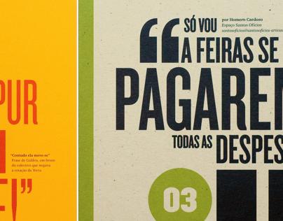 Mâos 31 – Magazine design