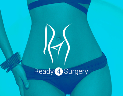 Ready for surgery is the personal branding concept crea