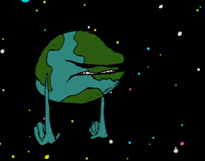 """""""Planet Zearth"""" Animation"""