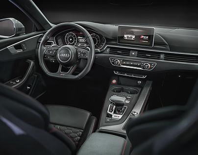 Audi RS5 Quattro (Unreal Engine)