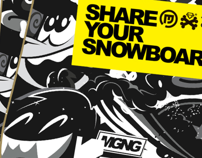 SHARE YOUR SNOWBOARD!