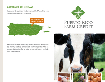 Puerto Rico Farm Credit Overview Brochure