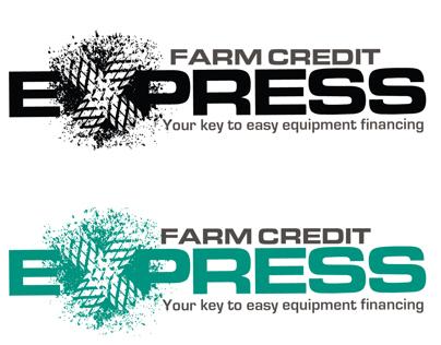 Farm Credit Express Logo Ideas