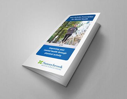 Sunnybrook Mental Health Brochure 2016
