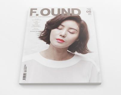 F.OUND magazine_Issue 45