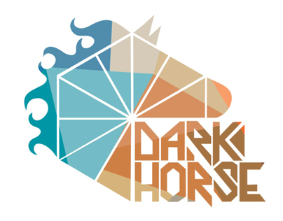Branding, Apparel & Web Design - Dark Horse
