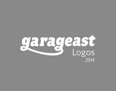 Garage East Logo Collection