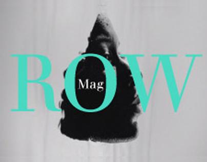 ROW magazine
