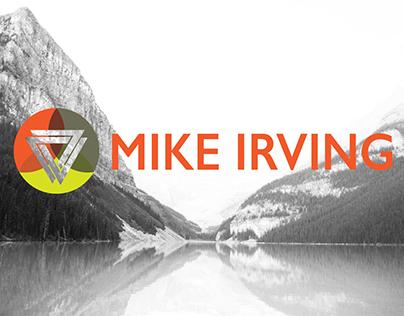 Mike Irving Logo Design