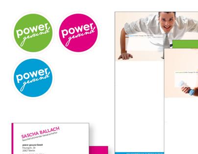 POWER Gesund - Healthcare Start Up Company