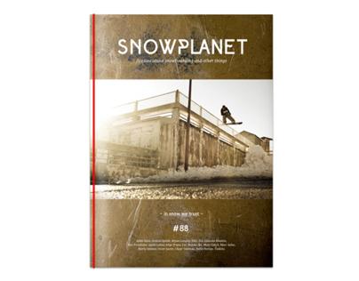 Snowplanet Magazine 88