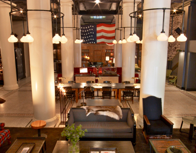 The Ace Hotel New York