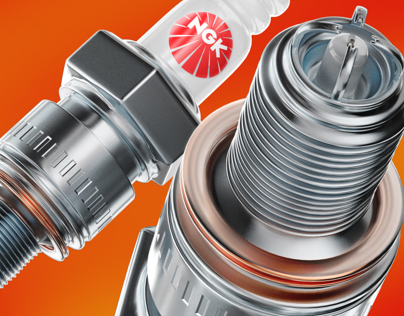 NGK Iridium X3 Spark Plugs