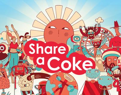 Coke Storyteller