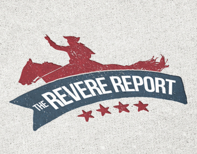 The Revere Report Logo