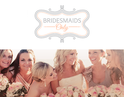 Bridesmaids Only E-commerce Website