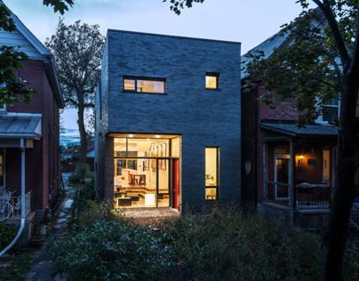 Interiors Magazine - Architects Mo & Emmanuel's Home