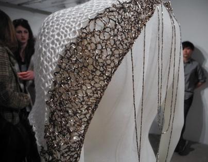 Hand Beaded Dress
