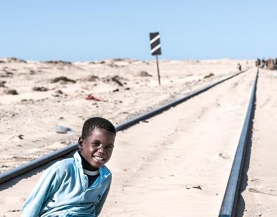 The Iron Ore Train Mauritania