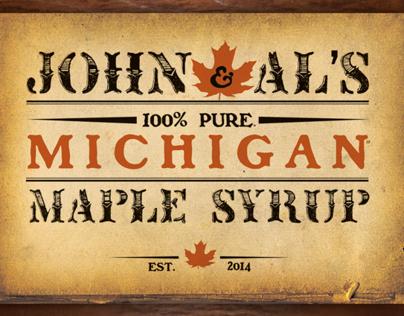 John & Al's Maple Syrup