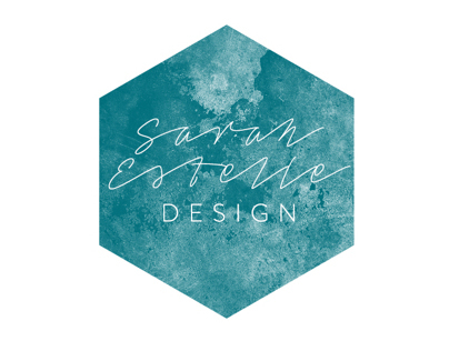 Re-Branding // Sarah Estelle Design