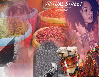 Virtual Street- Collection for Footwear I
