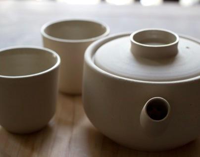 Double-walled Teaset