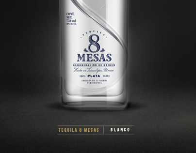Tequila 8 Mesas Website