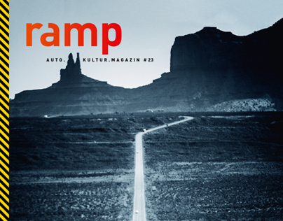 Photo Shooting for RAMP magazine