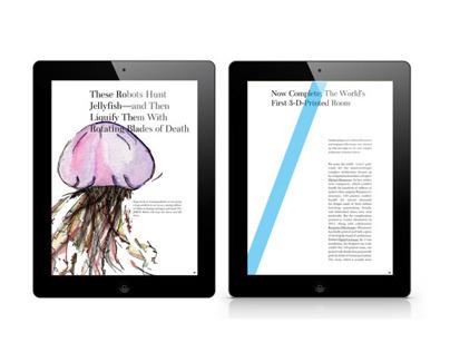 Interactive Ipad Articles