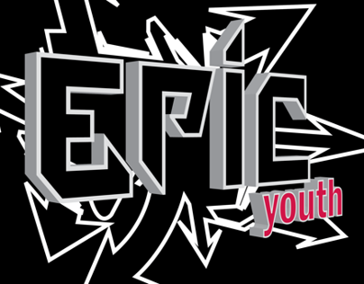 EPIC Youth Logo And T-Shirt