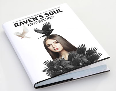 Raven Trilogy Series Book Covers