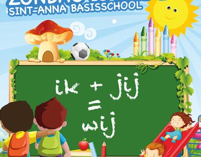 Sint-Anna Basisschool - Poster