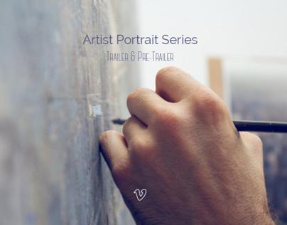 Artist Portrait Series // Trailer