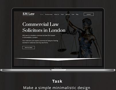 EM Law Firm