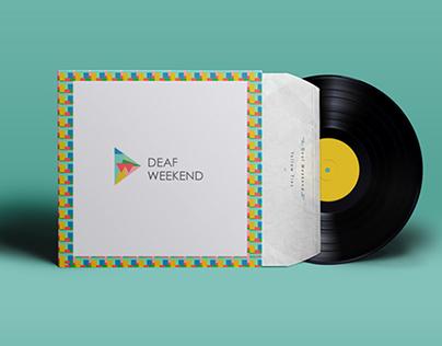 Deaf Weekend Identity & Website