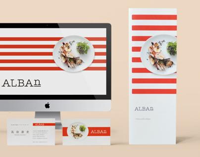 ALBAn Branding