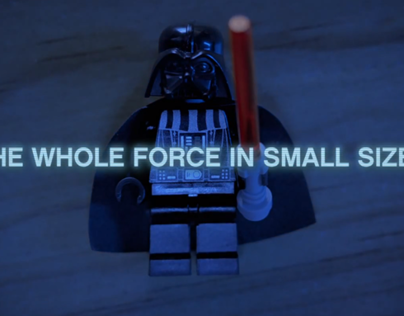 LEGO – The whole Force in small size